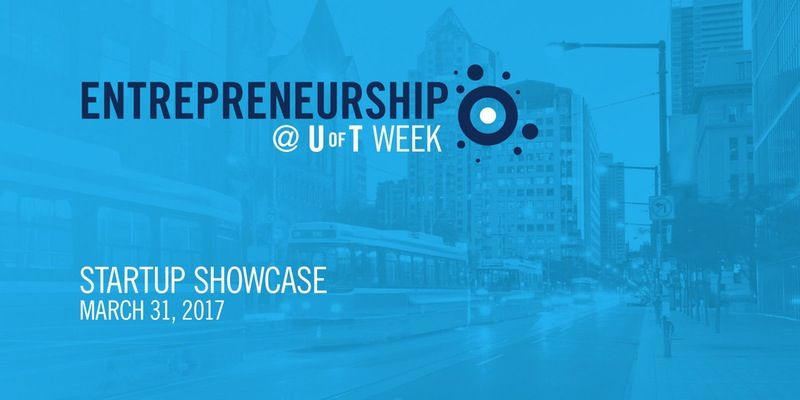 NDS will be attending the first ever UofT Startup Showcase!