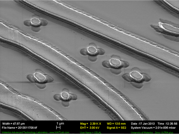 Nanodevice Solutions High Aspect Ratio (HAR) AFM probe