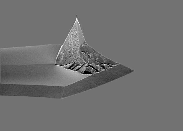 Nanodevice Solutions High Aspect Ratio (HAR) AFM probe